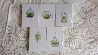 Blank Notebook Set (5)