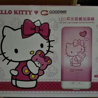 Hello Kitty放濕機