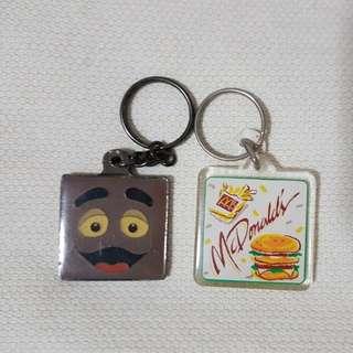 MacDonald Keychain *LIMITED ED*