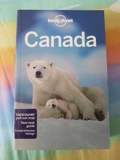 Canada by lonely planet
