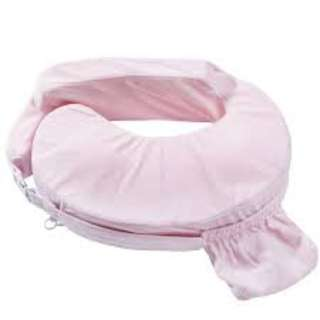 My Brest Friend Deluxe Baby Nursing Pillow Slipcover (Pink)