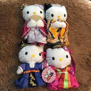 Hello Kitty Wedding Couples