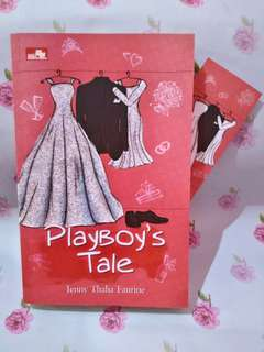 Playboy's Tale - Jenny Thalia Faurine