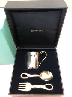 Tiffany silverware 銀器