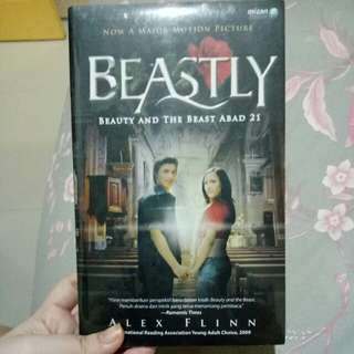 Novel Beastly