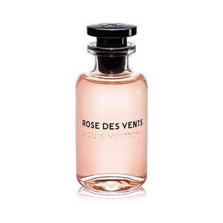 Parfum Original Louis Vuitton Ros De Vents