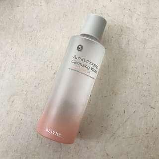 Blithe Himalayan Pink Salt Anti-Polluaging Cleansing Water