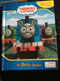 Thomas and friends busy book