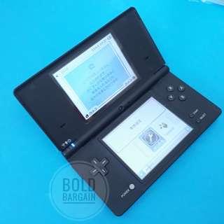 AUTHENTIC Nintendo DSi Game Console Dual camera