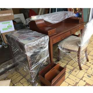 Balinese Antique Furnitures (Desk)