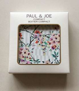 Paul & Joe Limited Edition Compact Casing