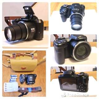 Fujifilm 36X super wide 25-900mm