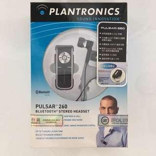 Plantronics 雙入耳式藍牙耳機
