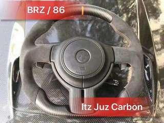 Subaru BRZ / Toyota 86 Carbon Steering
