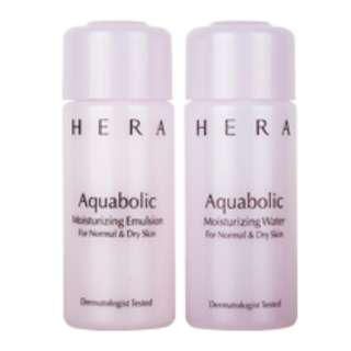 Hera Aquabolic Moisturizing Emulsion + Water (15ml+15ml)