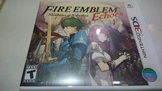 3DS Fire Emblem Echoes