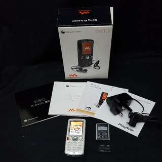 音樂手機 Sony Ericsson W810i