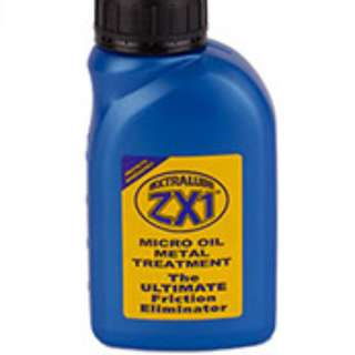 ZX1 250ml Micro Oil Metal Treatment - Fuel Economy & Instantly reduct vibration