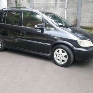 Chevrolet zafira AT 2001