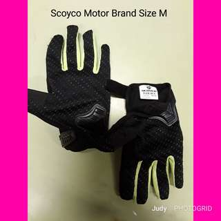 Scoyco Gloves Motorcycles