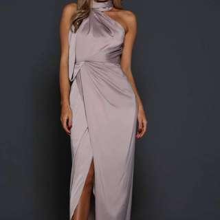 Elle Zeitoune Dress (William dress mid mauve size 8)
