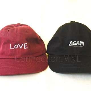 Cool Caps (statement baseball caps)