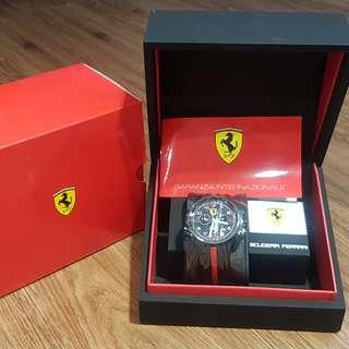 Ferrari Ronda 法拉利經典紀念限量錶(全新)