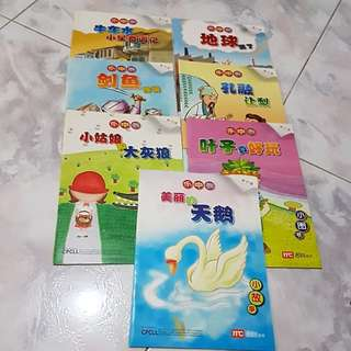 Pre school Chinese _ Learning chinese with fun (All 7 books)