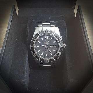 Orient Mako XL Black (Diver Watch)