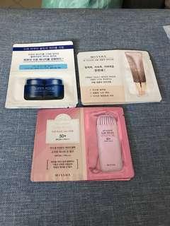 Missha sunblock/moisturiser/B.B. cream