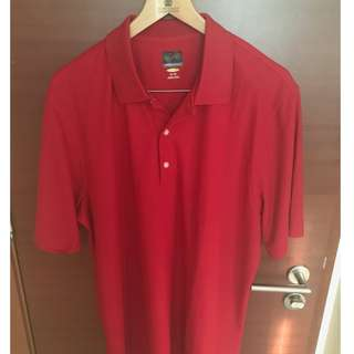 Greg Norman golf shirt, XL