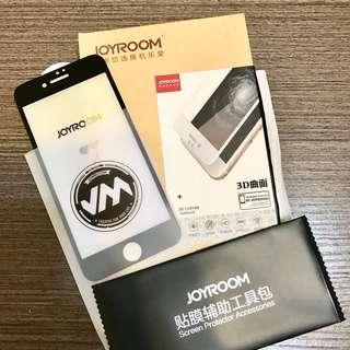 100% new iPhone 7 8 防藍光 鋼化玻璃膜 全屏幕 mon貼 screen protector