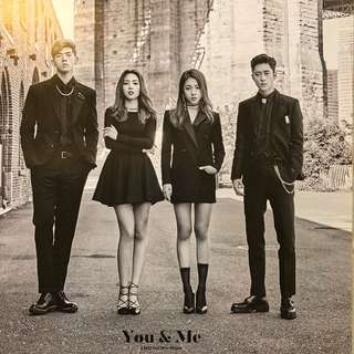 KARD YOU & ME ~ Official Poster