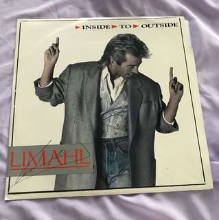 "Limahl - Inside To Outside 12"" Single"