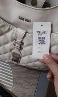 nine west bag almost new... 4,000 pesos free shipping within metro manila...