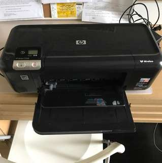 HP Deskjet D5568 printer wireless