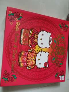 全新Hello Kitty 結婚大相簿