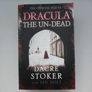 Dracula The Un-Dead - Dacre Stoker