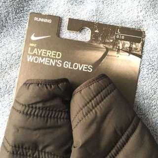 Women's running gloves