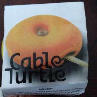3 Cable Turtle Organizer - Small