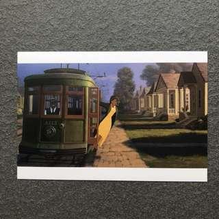Disney Princess & The Frog Postcard