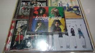 CD Original SCANDAL Albums