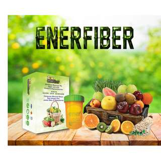 PREMIUM ENERFIBER NATURAL DETOX