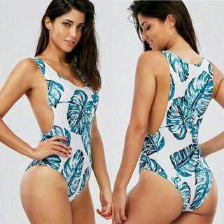 Priana Side Boob One Piece Swimsuit