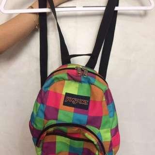 Original Mini Jansport Backpack