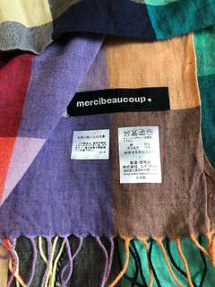 Mercibeaucoup scarf