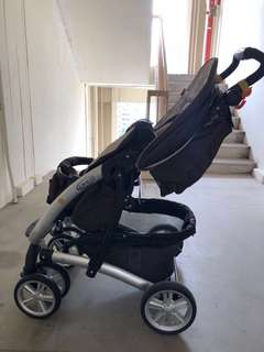Sturdy and High quality stroller !