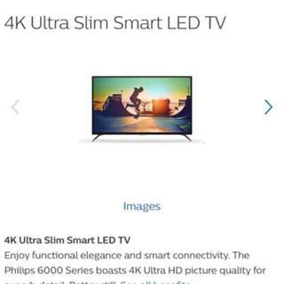 55' Ultra HD4K LED TV