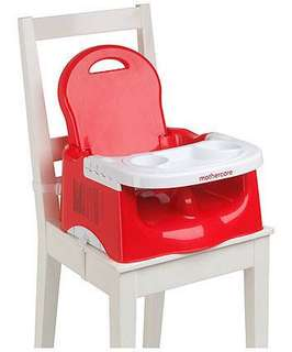 Baby Chair Mothercare booster seat with tray