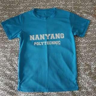 Nanyang Polytechnic Dri Fit Shirt